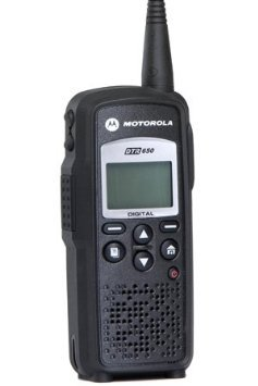 Motorola OEM DTR650 1W 10 Channels 900MHz Two-Way Radio - AAH73WCF9NA5AN ()