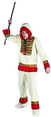 Disfraz esquimal niño. Talla 5/6 años.: Amazon.es: Juguetes y juegos