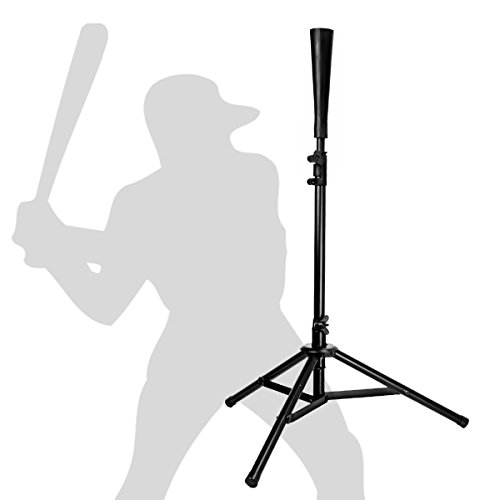 Cyfie Baseball Batting Tee, Travel Tee, Softball Portable Tripod Stand, for Batting Training Practice by Cyfie