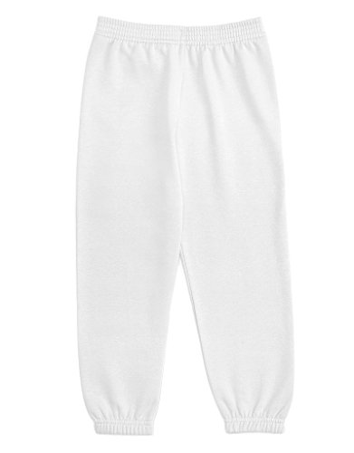 - Leveret Boys Sweatpants White 3 Years