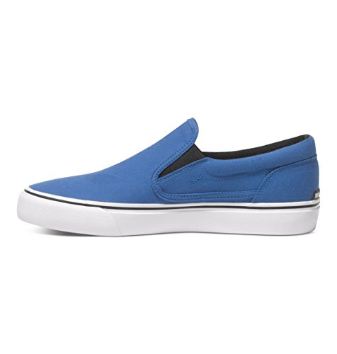 DC Men's Trase Slip-on T M Shoe NVY Low-Top Slippers Light Blue GeaXrtsVMy