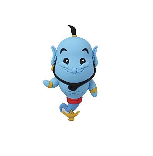 Llavero Disney Aladdin Genio de la lámpara Monogram Goma 7 ...