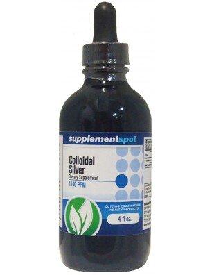 Colloidal Silver, 1100 ppm