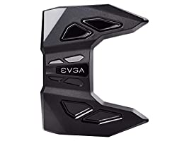 EVGA GeForce RTX NV Link SLI Bridge, 4-Slot Spacing, RGB LED (100-2W-0030-LR)