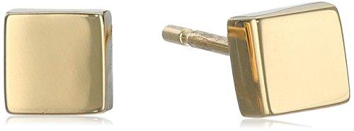 st Earrings 14k Yellow Gold Stud Earrings (Adina Reyter : Jewelry Earrings)
