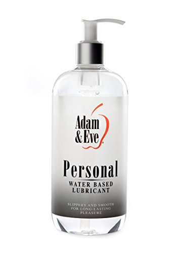 Adam & Eve Personal Water Based Lubricant, 16 Ounce ()