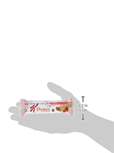 038000000119 - Special K Protein Bar, Strawberry (1.59-Ounce), 8-Count Bars (Pack of 2) carousel main 4