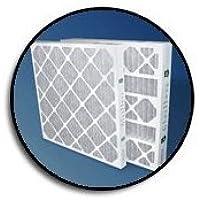 Glasfloss Industries ZLP10202 Z-Line Series ZL MERV 10 Pleated Filter, 12-Case