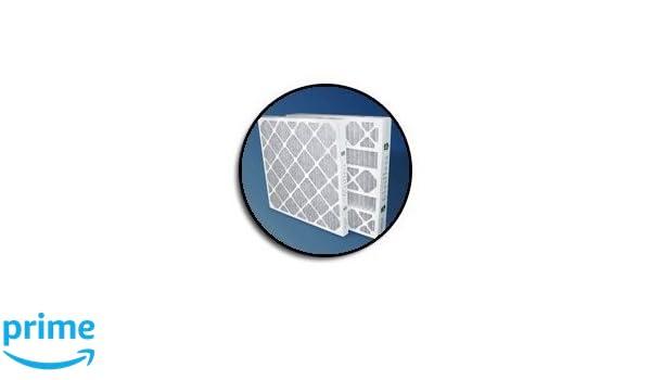 12-Case Glasfloss Industries ZLP10202 Z-Line Series ZL MERV 10 Pleated Filter