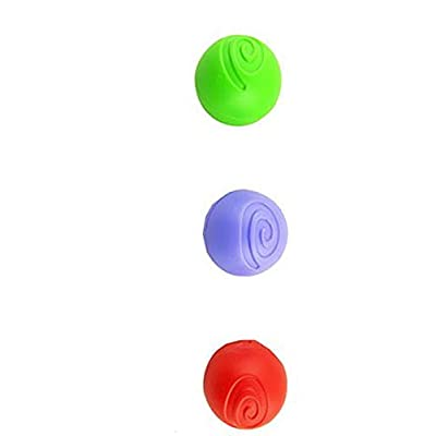 Fisher-Price 3-in-1 Sit, Stride & Ride Lion - Replacement Balls DHW02: Toys & Games