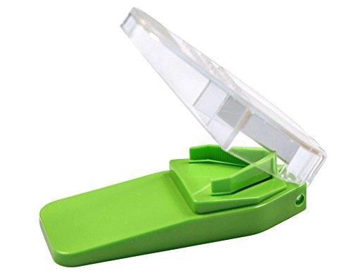 Ezy-Dose Original Tablet Cutter, Green, 1-cutter (Deluxe Pill Splitter)
