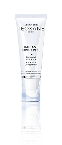 Teoxane Radiant Night Peel 15% Glycolic Acid, 40ml by Teoxane Cosmeceuticals