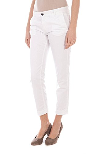 Perry Mujer Pantalon 31502639 Blanco Fred OwCPqRR