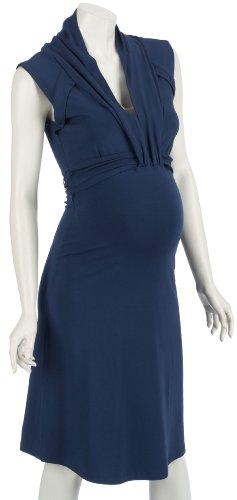 Navy Damen 00129 Blau Sienna Noppies Mini Kleider Dress aq0Axt