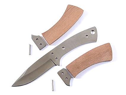 Amazon.com: KnifeKits: Kit de cuchillos de cuchilla fija ...