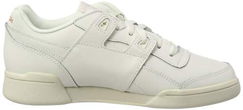 Mujer Silver Eu Reebok Para Zapatillas Spray Lo 0 pure Weiss Workout Plus sea paperwhite wgaXP