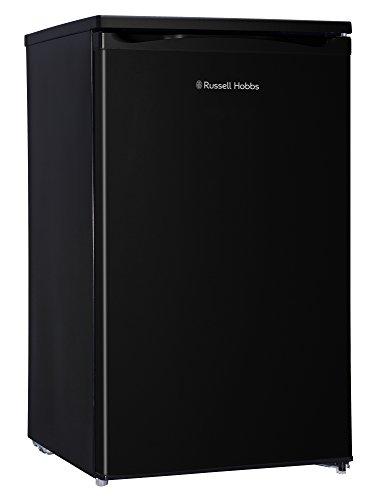 Russell Hobbs RHUCFZ3B Black Under Counter 50cm Wide Freestanding Freezer,...
