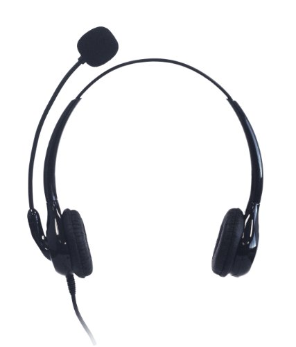 Clearone Professional USB Headset (CHAT 30D) by ClearOne