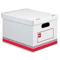 Office Depot Brand 60% Recycled Economy Storage Boxes, 10