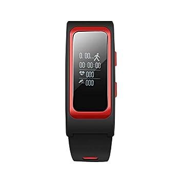 Pulsera Actividad,Fitness Tracker Reloj Inteligente con Pantalla Táctil, podómetro, monitoreo de sueño