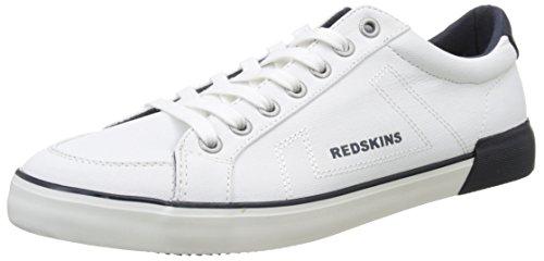 Redskins Sabaro - Botas Hombre Blanc (Blanc Marine)