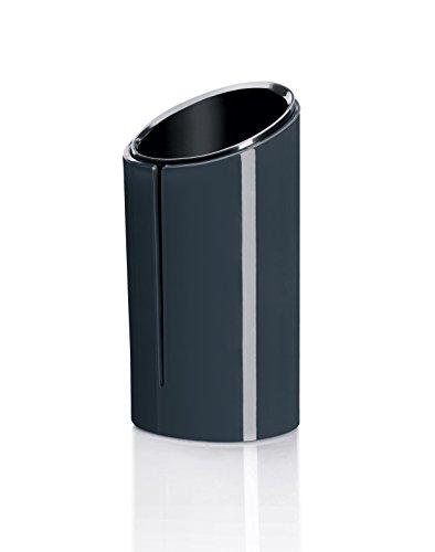 Sigel eyestyle Modern Desktop Accessories - Pencil Cup, Dark Grey (SGEPCUP-DG)