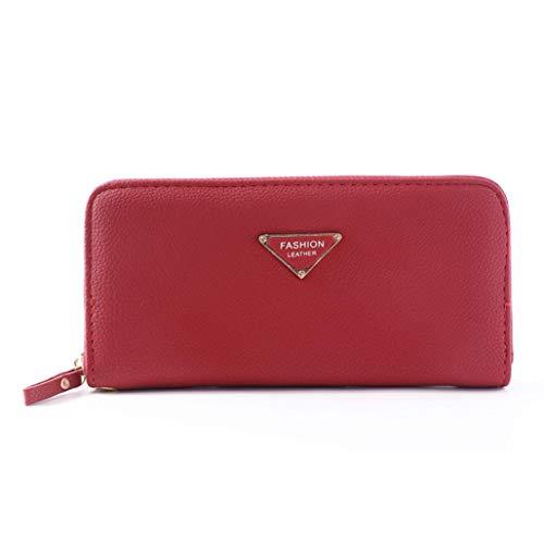 Wallets for Women,iOPQO Letter Long Wallet Coin Card Holder Handbag Phone Bag