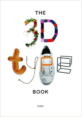 The 3D Type Book: FL@33, Tomi Vollauschek, Agathe Jacquillat
