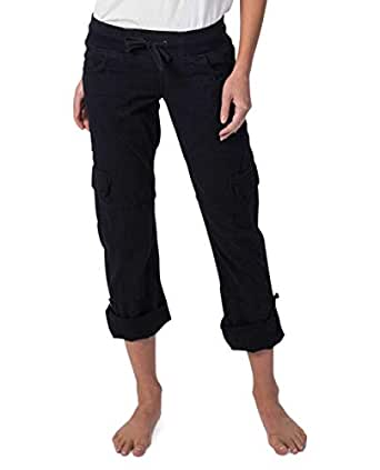 Rip Curl Women's Almost Famous Ii Womens Pant Cotton Black
