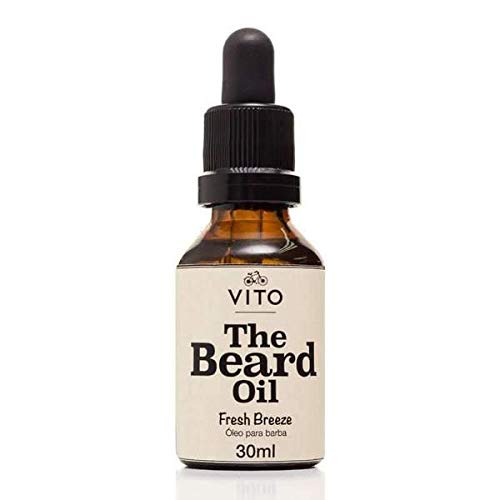 Oleo para Barba VITO The Beard Oil Fresh Breeze 30ML