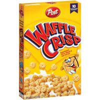 Post Waffle Crisp Cereal, 11.5 Ounce (Pack of 12)