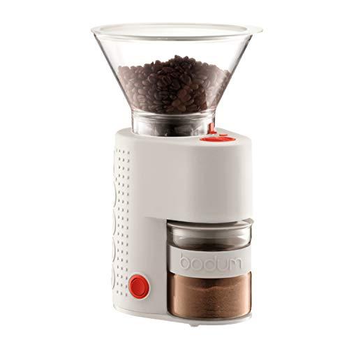 bodum BISTRO electric coffee grinder off-white 10903-913