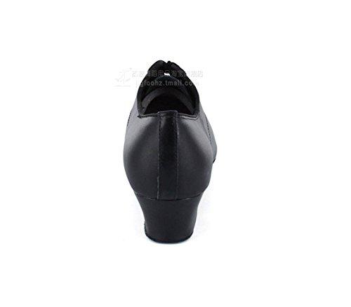 zapatos latinos macho/Calzado hombre/zapatos de jazz de los hombres A