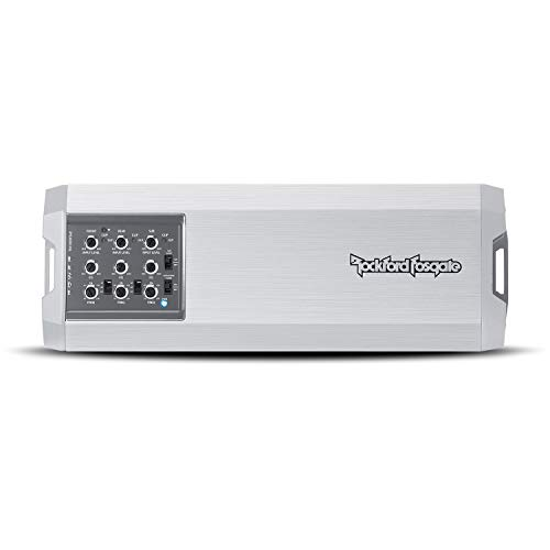 Rockford Fosgate TM1000X5ad Power Marine 1,000 Watt Class-ad 5-Channel Amplifier