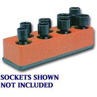 3/8' Shallow Impact Socket - Mechanic's Time Savers MTS1285 Socket Holder