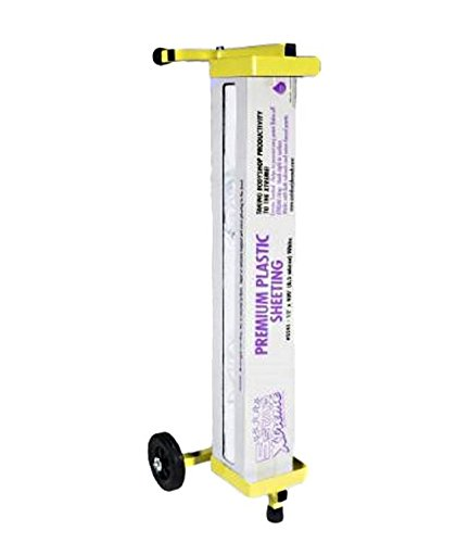 """Angel Guard Nomad Sheeting Dispenser and Portable Solution Your Shop Needs - Fits Boxes 23.5"""" - 40"""" Long by Angel Guard (Image #6)"""