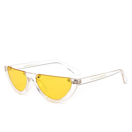 creativas personalidad C NIFG de de de Gafas gafas geométricas sol la sol 771gpRv