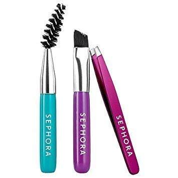 5d0fae9f75d7 Amazon.com : Sephora Brow Aid Kit & Small Purple Sharpener (Free ...