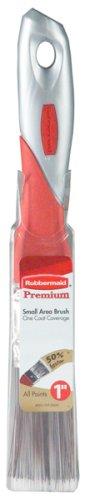 Shur-Line 2000021 Rubbermaid 1-Inch Polyester Varnish Brush