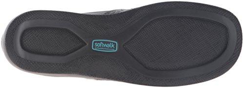SoftWalk Women's SoftWalk Adora Grey Flat Women's E5YqYwR