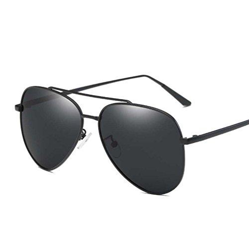 de Sol Protección Sol de 1 de de Solar Lentes UV Las Vendimia Gafas de polarizada la Providethebest Gafas Protector Coolsir Lente Hombre Conducción Retro Gafas de 5q7ESwxO