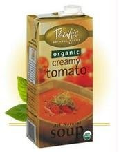 Pacific Natural Foods Hearty Tomato Bisque - 17.6 oz - 2 pk by United Natural Foods, (Tomato Bisque Ingredients)