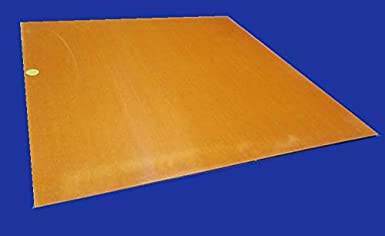 """1/"""" Canvas Phenolic Priced Per Square Foot Cut to Size! Plastic Sheet CE"""