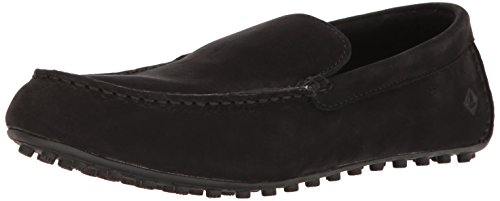 Mocassino Stile Sperry Mens Hamilton Ii Driving Style Nero