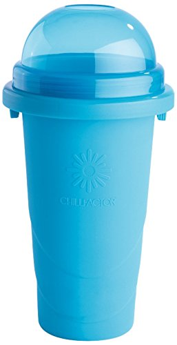 TV Unser Original 05576 - Vaso para hacer granizados, color azul: Amazon.es: Hogar