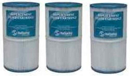 Hot Spring Watkins Jetsetter Original Spa Replacement Filters - Set of 3, ()
