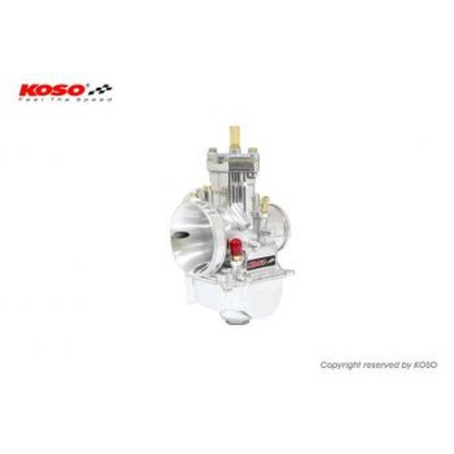 KOSO ビッグキャブレター ビッグキャブ KSR レーシングキャブレター 28mm 28φ   B00L28V0IU