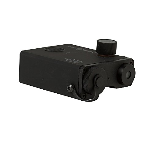 Sightmark LoPro Designator Sight with Green Laser (Best Green Laser For Ar 15)