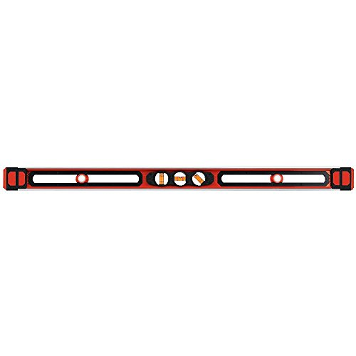 Black & Decker BDSL10 36-Inch Gecko Grip Level with Accu Mark