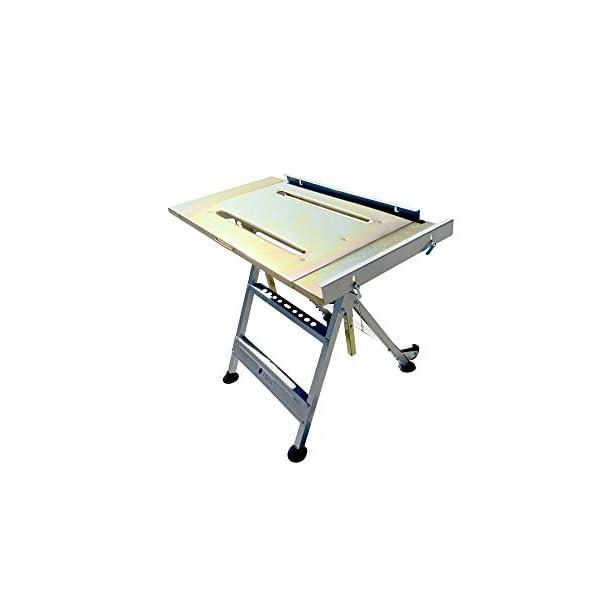 NOVA Portable Welding and Fabrication Table Adjustable Tilt Heavy Duty